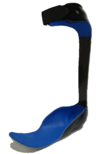 An orthotic, lower extremity orthotics in Dallas, TX and Fort Worth, TX, pediatric orthotics and adult orthotics from Baker Orthotics & Prosthetics